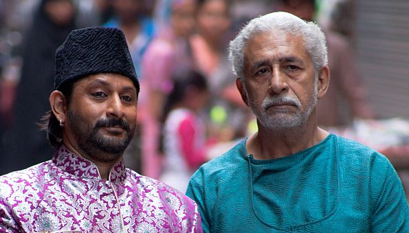 Naseeruddin Shah believes chemistry with Arshad Warsi better in `Dedh Ishqiya`Naseeruddin Shah believes chemistry with Arshad Warsi better in `Dedh Ishqiya`