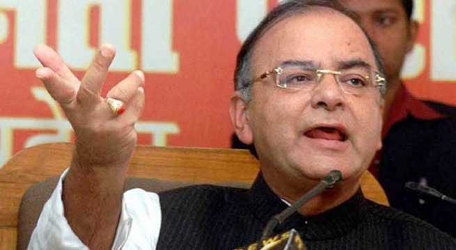 Jaitley accuses Virbhadra Singh of corruption, writes to PM