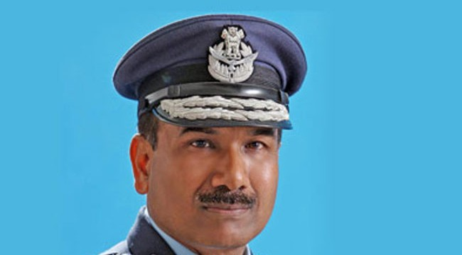 Arup Raha takes over as IAF chief