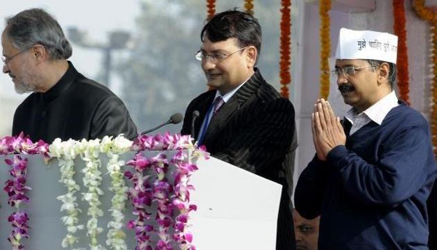 PM, parties congratulate CM KejriwalPM, parties congratulate CM Kejriwal