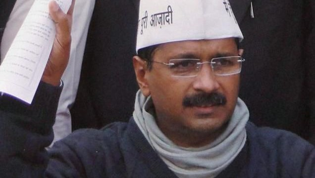 Arvind Kejriwal in hospital, police file case against his sit-in