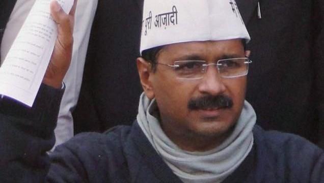 Arvind Kejriwal in hospital, police file case against his sit-in