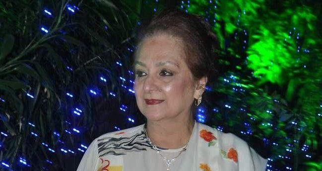 Dharmendra, Asha Parekh attend Dilip Kumar's 91st b'day