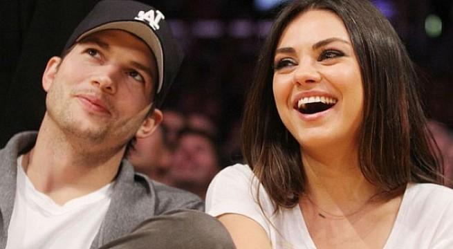 Wedding bells for Ashton Kutcher, Mila Kunis?