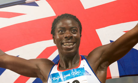 Christine Ohuruogu wins Sportswoman of the Year title