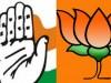 Chhattisgarh election results: Congress leading in 36, BJP in 33