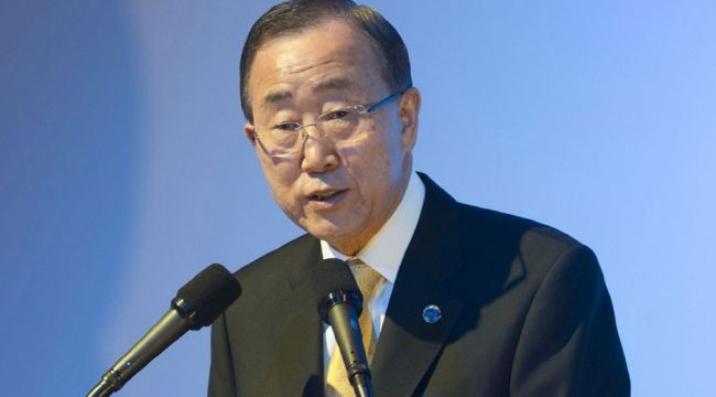 Hold chemical weapons users accountable: Ban Ki-moon