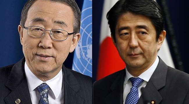 UN chief voices regret over Abe's Yasukuni visit