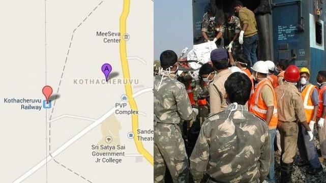 Nanded-Bangalore Express, 26 passengers burnt alive ,15 injured
