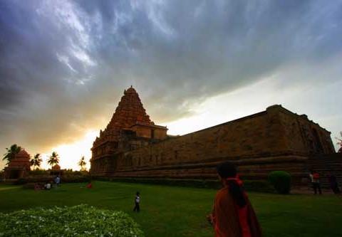 An exhibition documents making of Barahadisvara temple
