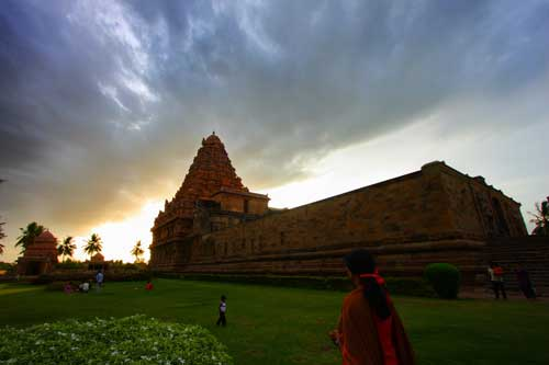 An exhibition documents making of Barahadisvara temple