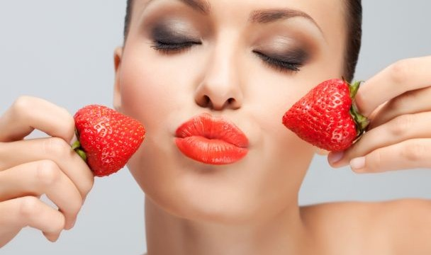 Berries: Perfect for skin health
