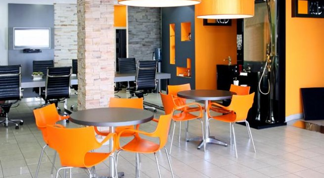 Better designed offices can boost worker's productivity