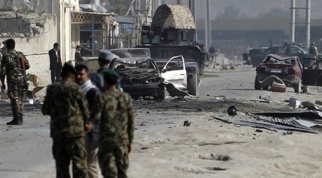 Bomb blast near Kabul airport