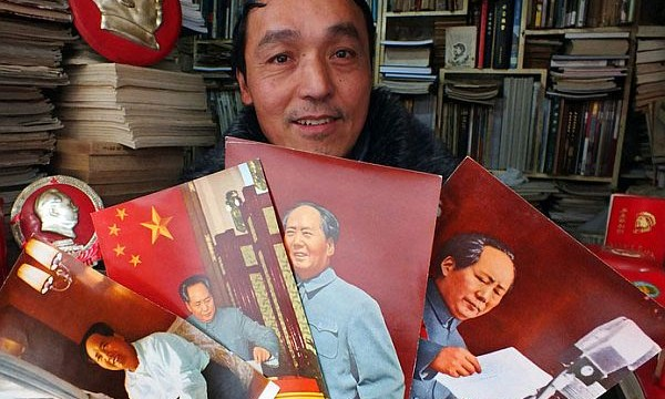 Books and videos commemorate Mao