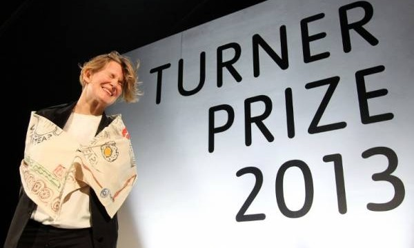 Britain's top art prize awarded to Laure Prouvost