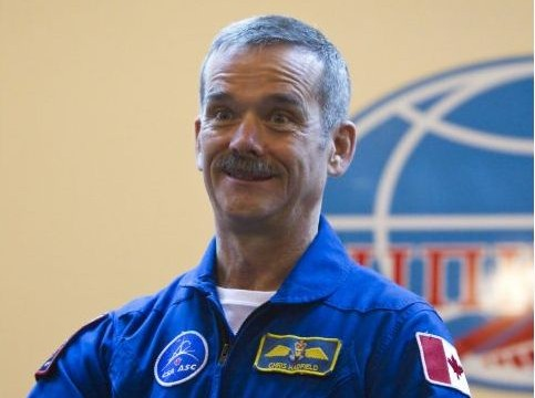Canadian astronaut calls for global cooperation with China