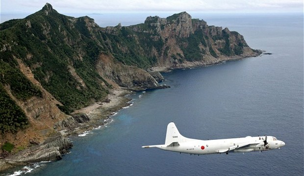 Air defence zone remarks: China refutes Japanese PM
