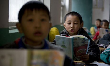 China to improve school conditions in poor regions
