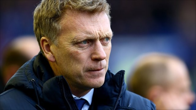 Moyes backs Man U's `traditionally strong spirit` to boost PL title chances
