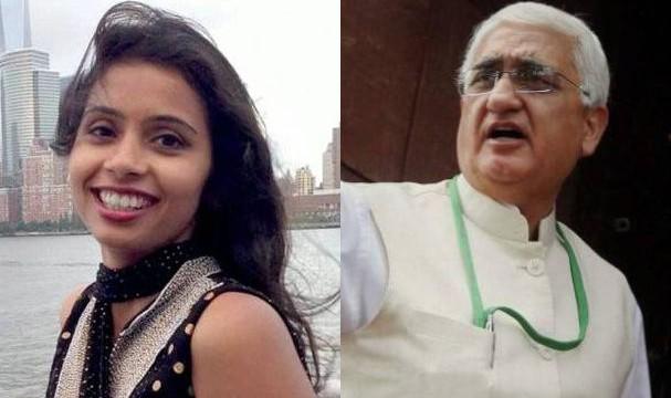 Indian diplomat arrest: Khurshid says U.S. action unacceptable