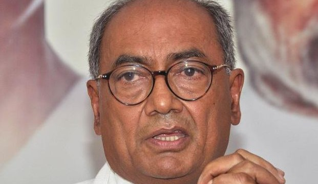 I did not anticipate a Congress defeat: Digvijay Singh