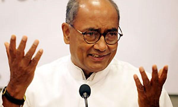 I did not anticipate a Congress defeat: Digvijay Singh
