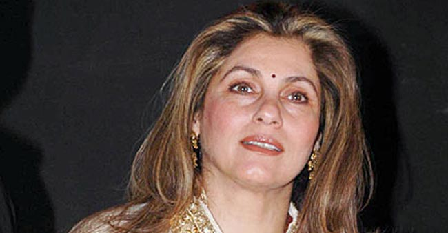 I love watching 'Bigg Boss': Dimple Kapadia