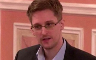 Edward Snowden Denies Being a Russian Spy