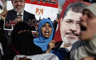Egypt forms panel to probe post-Morsi violence