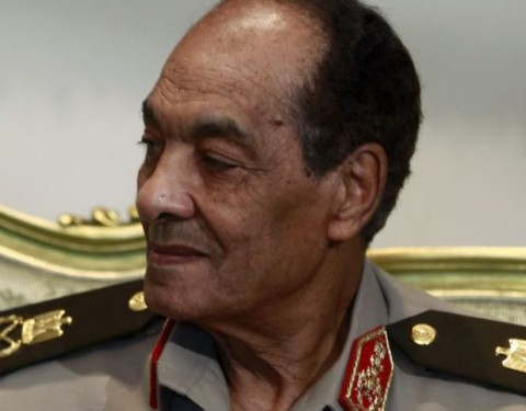 Ex-army chief to testify in Mubarak retrial