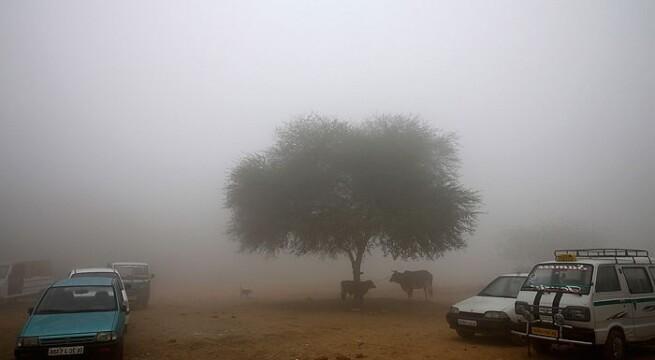 Fog cover thins in Delhi, flights unaffected