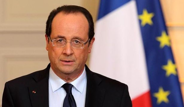 Africa must ensure its own security: France