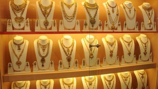 Gold prices rebounded by Rs. 210 to Rs. 30,180 per 10 grams