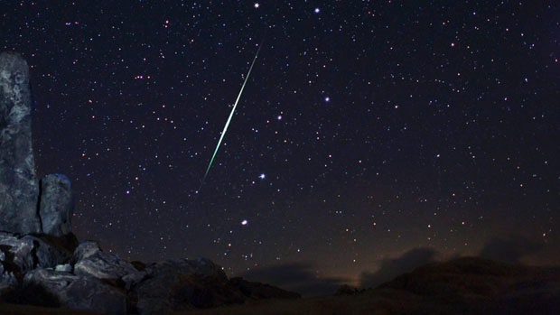 Geminid meteor shower to peak on Dec 13