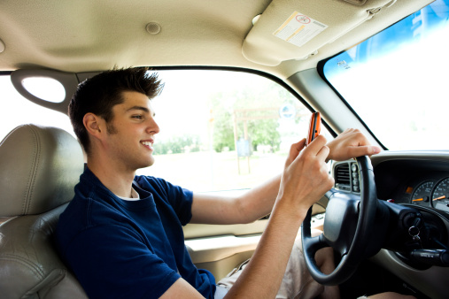 Gen Y most likely to text while driving