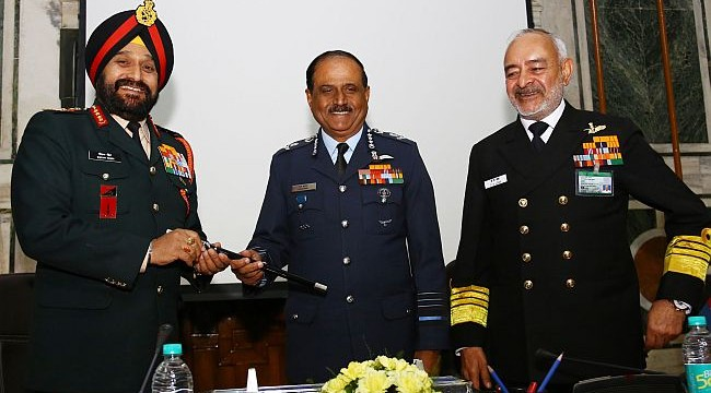 Gen. Bikram Singh is new chairman chiefs of staff committee