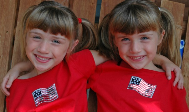 Genetic differences between 'identical' twins identified