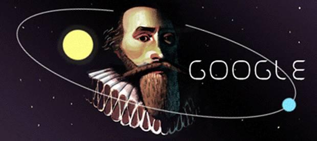 Google Doodle celebrates astrologer, astronomer Johanes Kepler's 442nd birthday