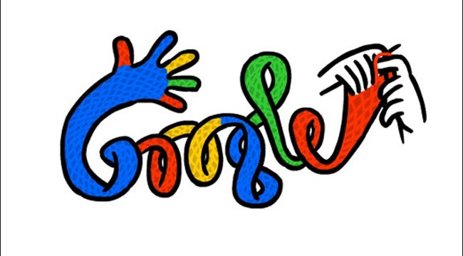 Google marks Winter Solstice 2013 with colorful doodle
