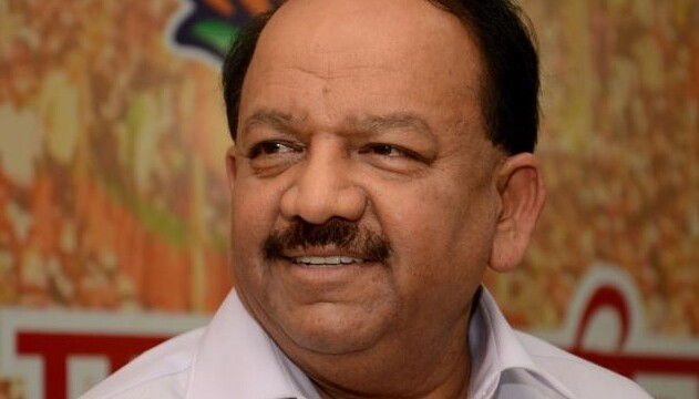 Congress, AAP contesting for second spot: Harsh Vardhan