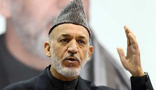 Afghan president in Tehran for key talks