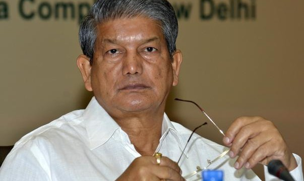 Party in need of people, Natarajan a part of that need: Rawat