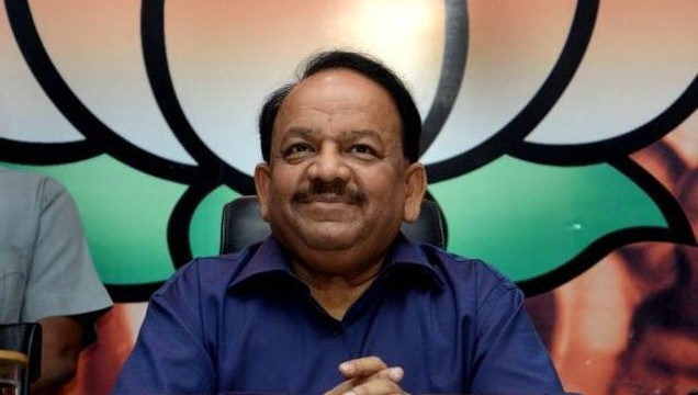 Removing corruption from Delhi is BJP's agenda too: Harsh Vardhan