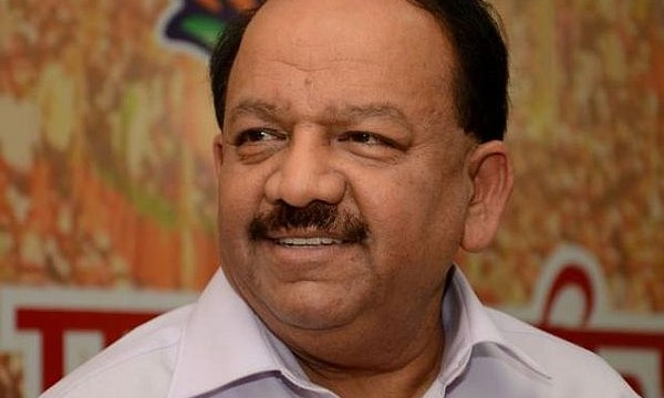 Delhi LG Najeeb Jung calls Harsh Vardhan to discuss govt formationmisdeeds of Congress: Vardhan