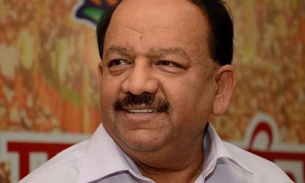 Delhi LG Najeeb Jung calls Harsh Vardhan to discuss govt formationmisdeeds of Congress: Vardhan