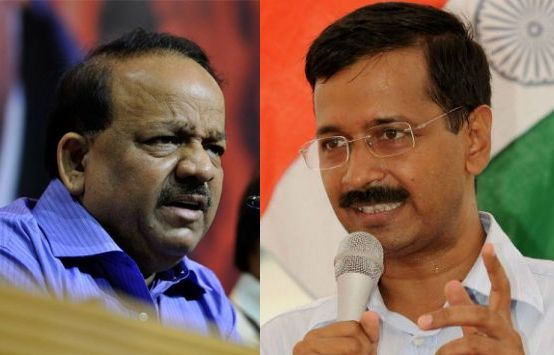 Close fight between BJP and AAP in Delhi
