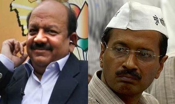 BJP leads in Delhi, AAP makes waves