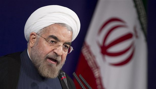 Rouhani tweets Christmas greetings to Pope on Christmas
