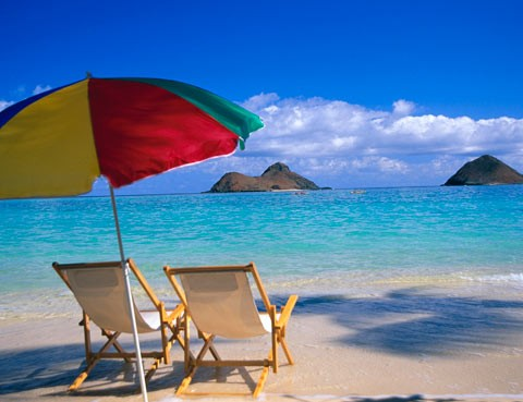 Hawaii 'most searched' holiday destination on Bing!